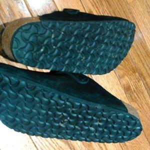 Birkenstock Shoes - Birkenstock fur lined shoes euc ladies 11.5